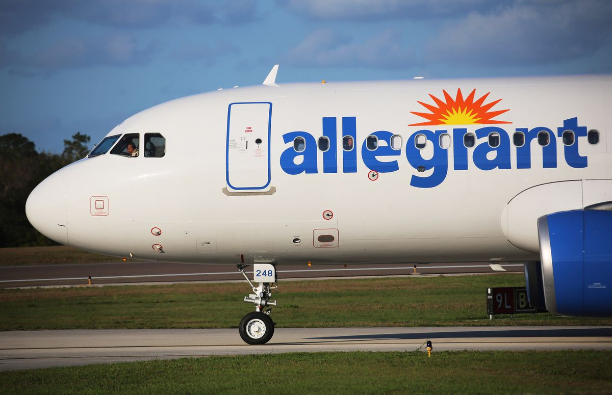 Allegiant Airlines Reservations 29