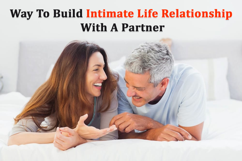 hysical Relationship With A Partner
